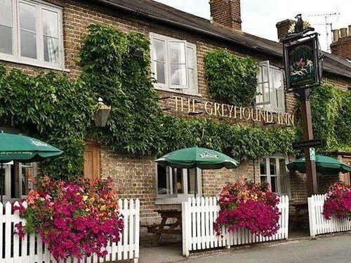 The Greyhound Inn Aldbury, Hertfordshire