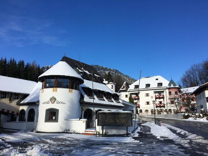 Schlosshotel Rosenegg, Kitzbühel