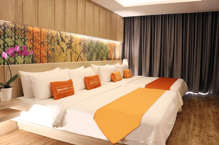 Bigland Hotel Bogor, Bogor