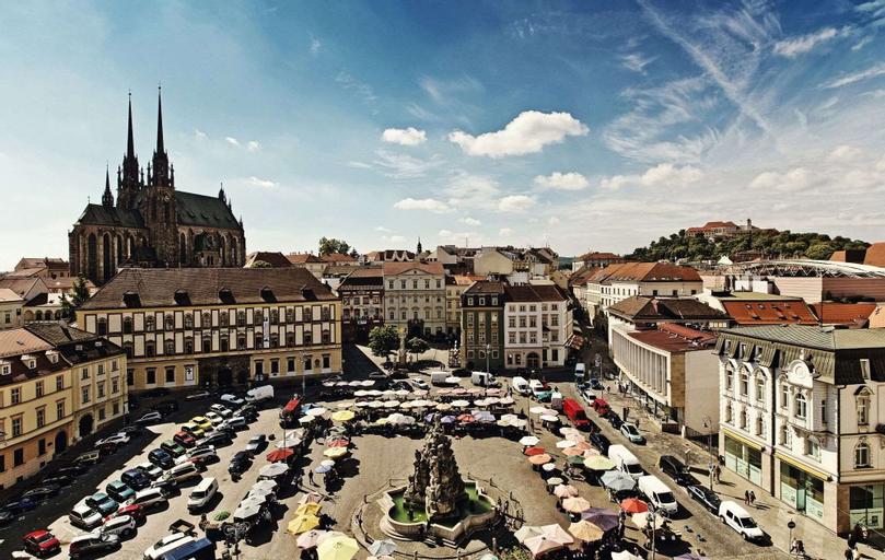 Grandezza Hotel Luxury Palace, Brno