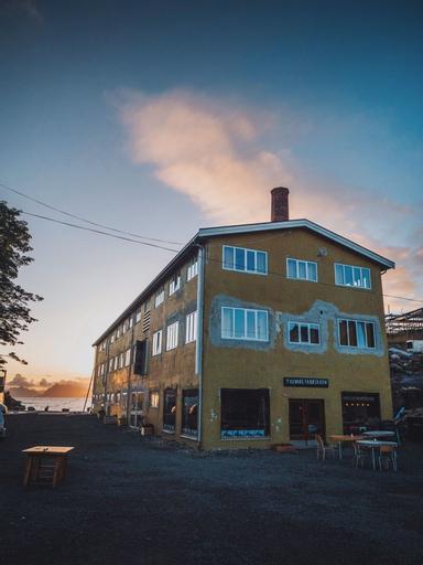 Trevarefabrikken, Vågan