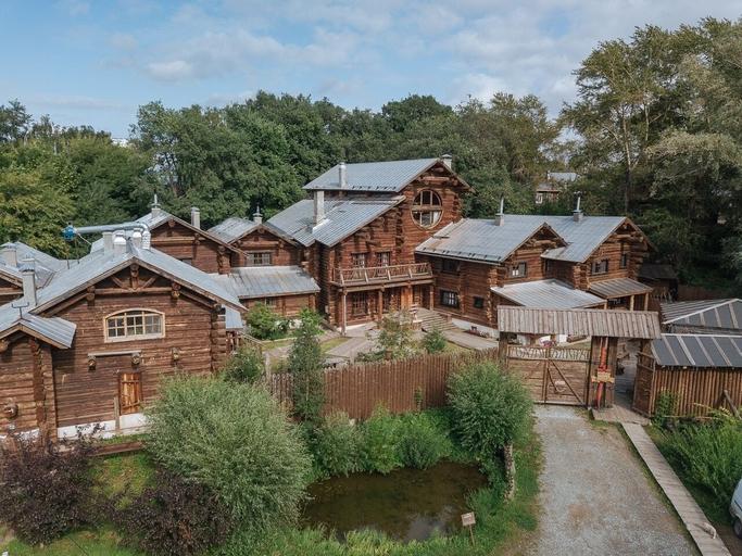 Ethnocomplex Bobrovaya Dolina, Zav'yalovskiy rayon