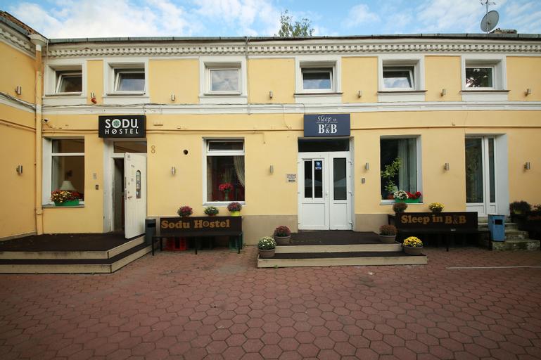 Sodu Hostel, Vilniaus