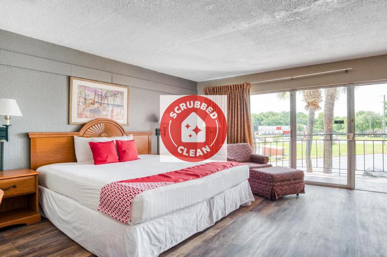 OYO Hotel Mustang Silverspring FL, Marion