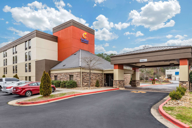 Comfort Inn Clemson - University Area, Pickens