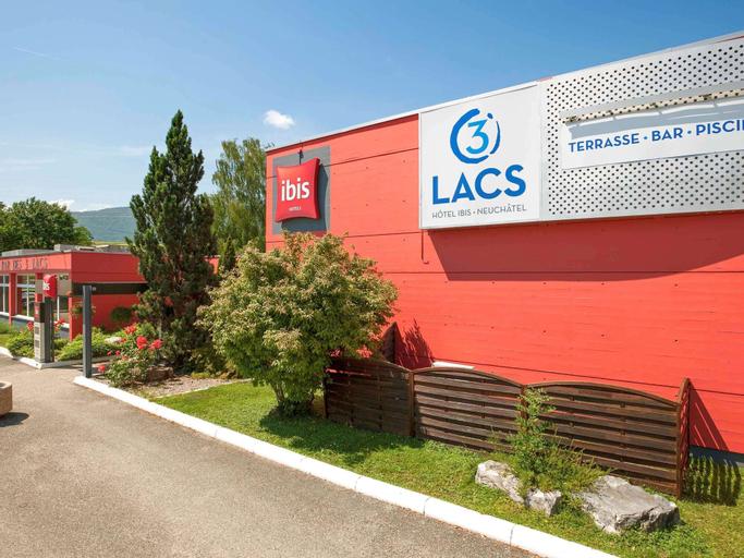 Ibis 3 Lacs Neuchatel Hotel, Neuchâtel
