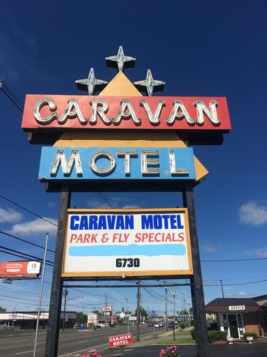 Caravan Motel, Niagara