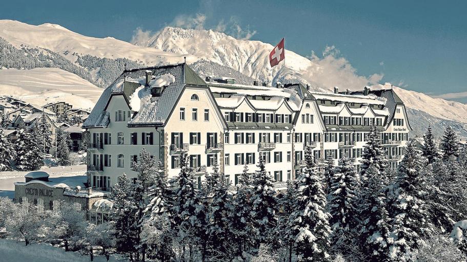 Cresta Palace Hotel, Maloja