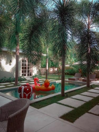 Villa BiJi, Lombok