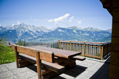 Fontannets QUIET & SUPERIOR chalets, Sion
