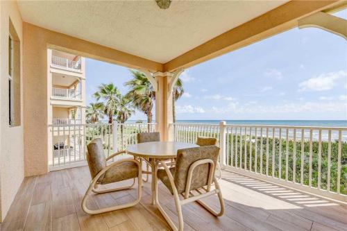 831 Cinnamon Beach, 3 Bedroom, Sleeps 8, Ocean Front, 2 Pools, Elevator, Flagler