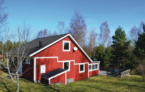 Holiday home Lenhovda 40, Uppvidinge