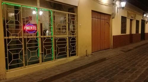 Hostal Central, Latacunga