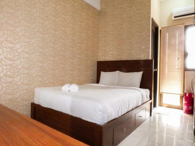 Compact Studio Room Kebagusan City Apartment By Travelio, Jakarta Selatan