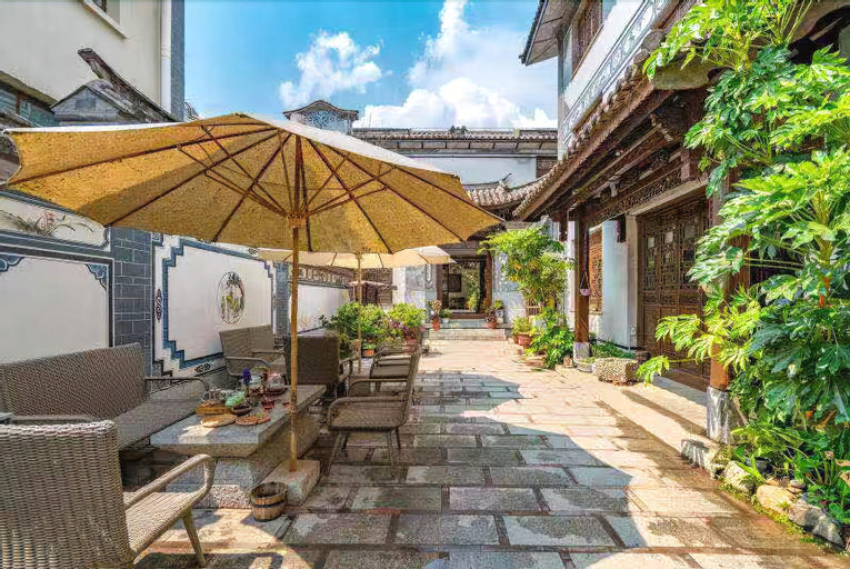 Taiheju Inn, Dali Bai