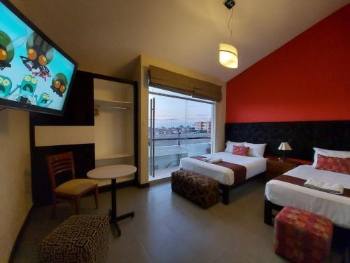 Apart Hotel Atenea, Ilo