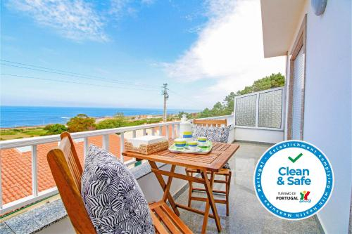 Vila Lucia - House with sea view and barbecue, Caminha