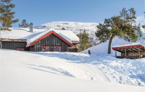 Five-Bedroom Holiday Home in Hovden I Setesdal, Bykle