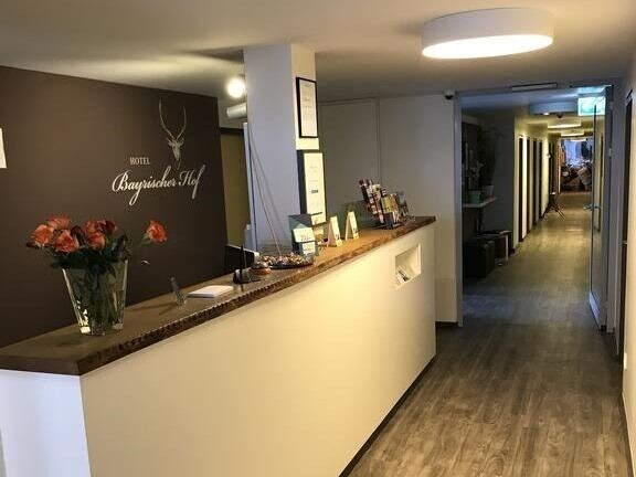 Hotel Bayrischer Hof, Krefeld