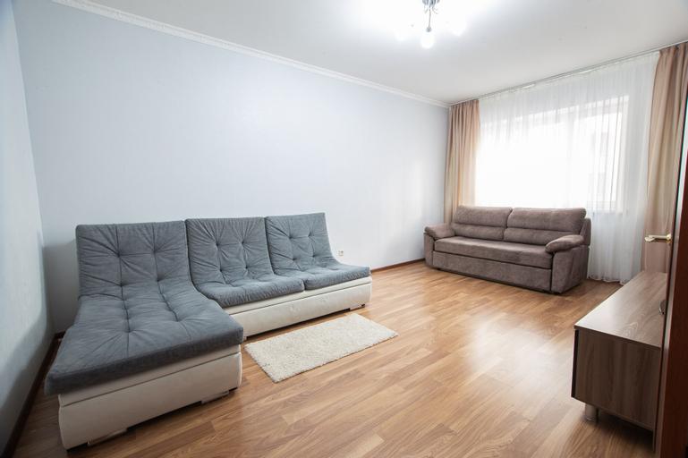 Apartment on Aviatorov 25, Krasnoyarsk