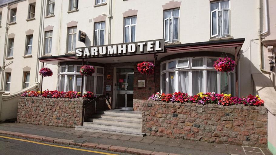 Sarum Hotel,
