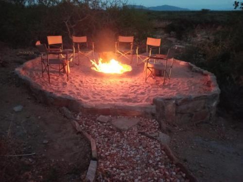 Lion's Cave Camp, Samburu, Isiolo North