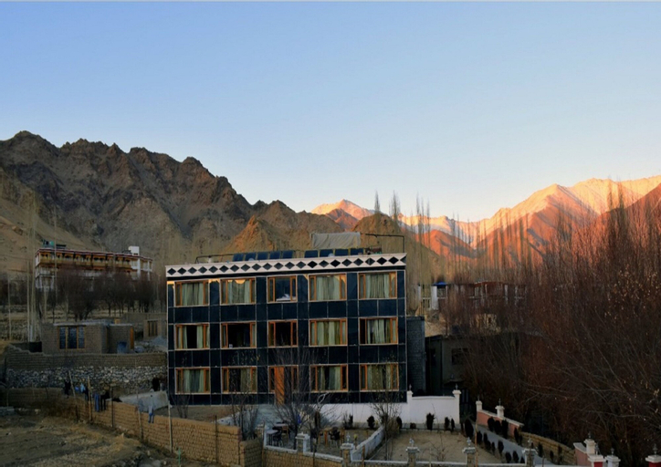 Hotel Panorama, Leh (Ladakh)