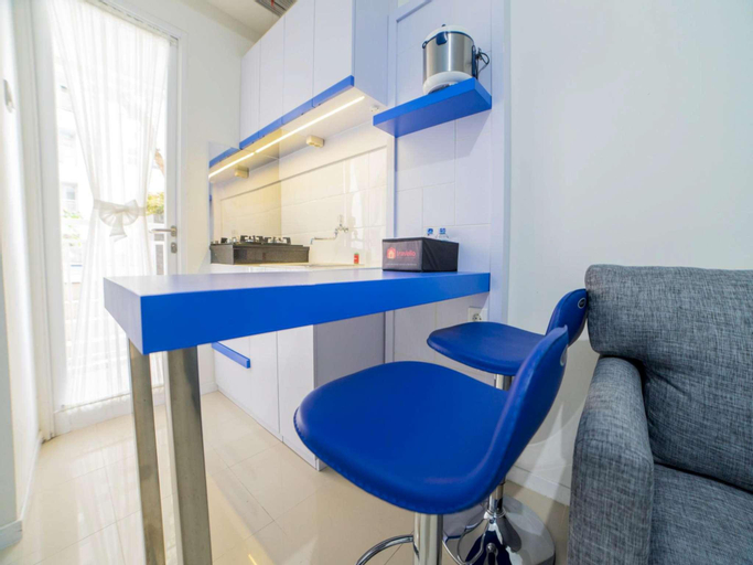 Bright & Cozy 2BR Apartment at Parahyangan Residence By Travelio, Bandung