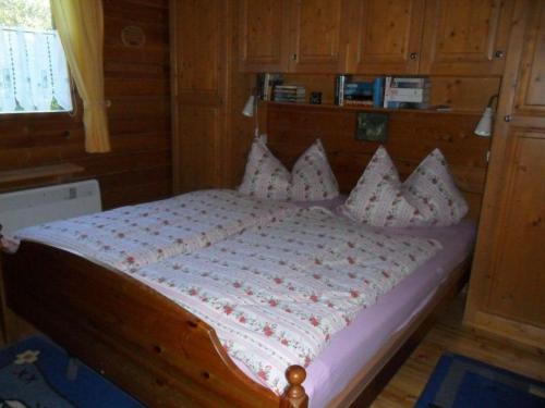 Komfortables-Ferienblockhaus-Nr-27-56-qm-bis-4-Personen-Viechtach-Jaegerpark, Regen
