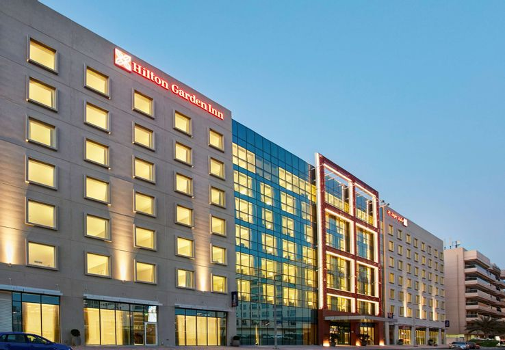 Hilton Garden Inn Dubai Mall Of The Emirates,