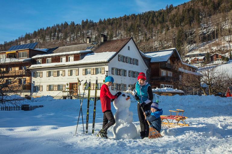 Hotel, Appartement und Familienspaß Die Sonnigen, Bregenz
