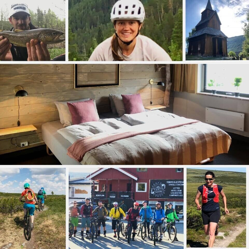 Torpo Gjestegård sykkel og skicamp, Ål