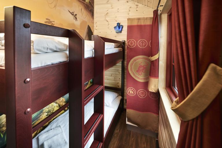 LEGOLAND NINJAGO Cabins, Billund