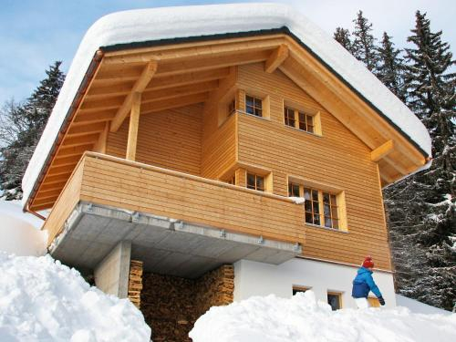 Chalet Bortji, Prättigau/Davos