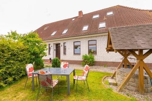Ostsee Ferienwohnung Hummelhus, Rostock