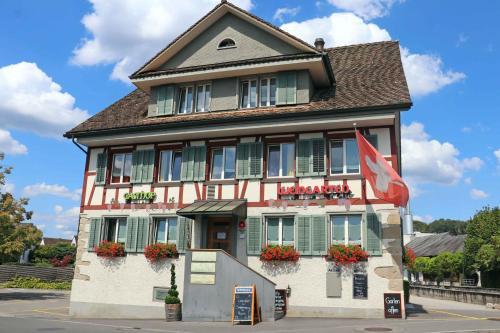 Gasthof Pizzeria Weingarten, Affoltern