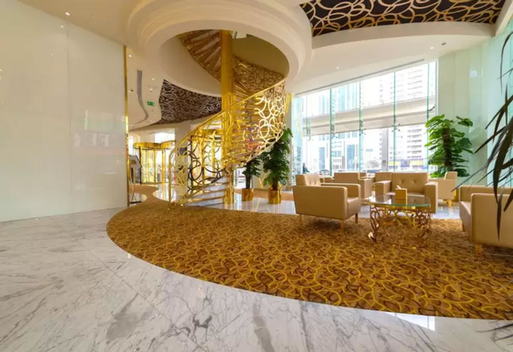 Gevora Hotel - The Tallest Hotel in the World,