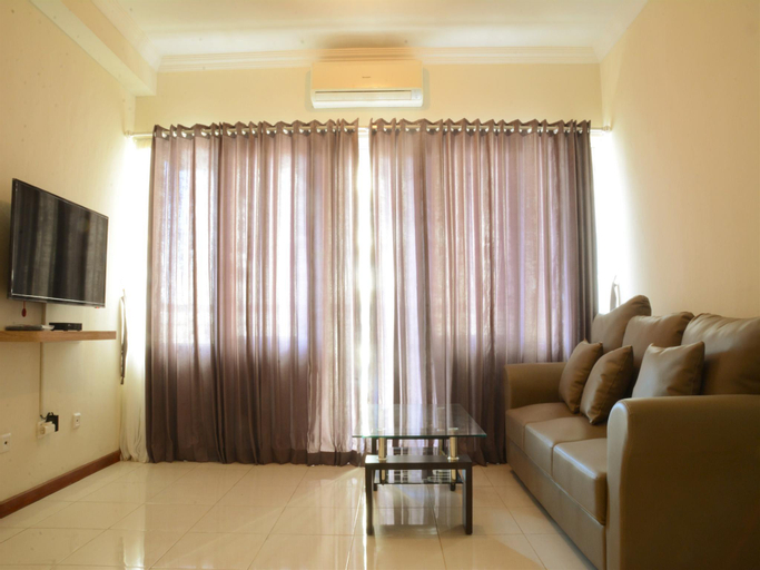 2 Bedrooms at Grand Palace Kemayoran Apartment by Travelio, Central Jakarta