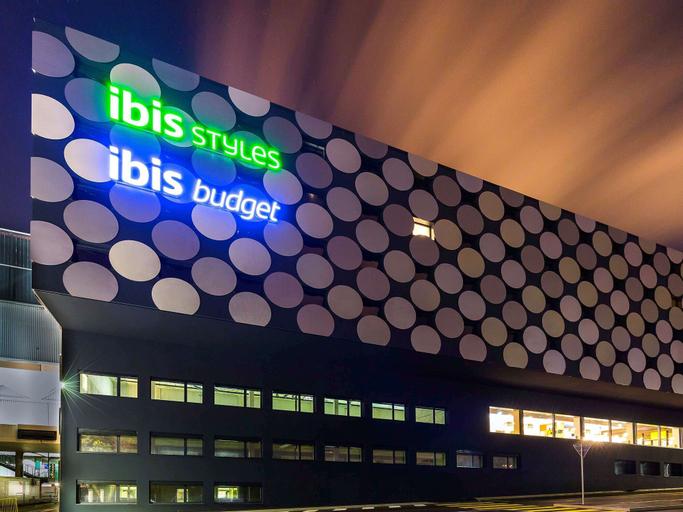 ibis budget Geneve Palexpo Aeroport, Genève