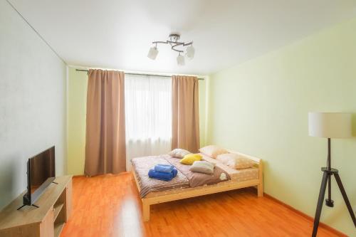 Apartments Abajur on Pichugina street 6, Kurgan