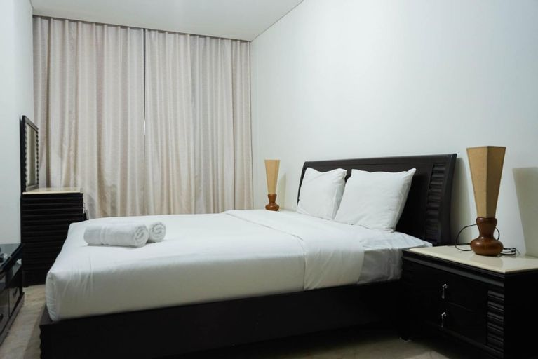 2BR with Study Room at L'Avenue Apt By Travelio, South Jakarta