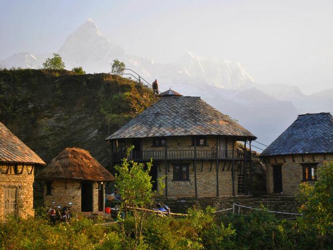 Bhanjyang Village Lodge, Gandaki