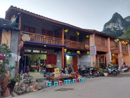 Nha nghi Luong Doanh so nha 41, to 4 Pho co Đong van, Đồng Văn
