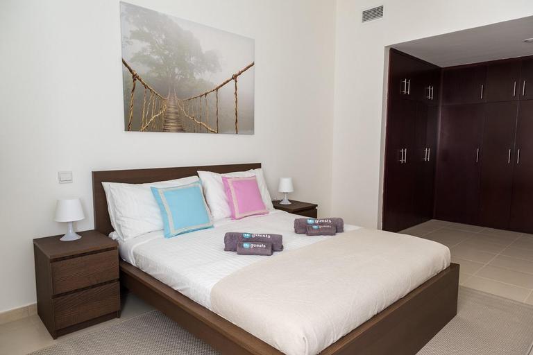 Contemporary apartment in Burj Al Nahda tower,