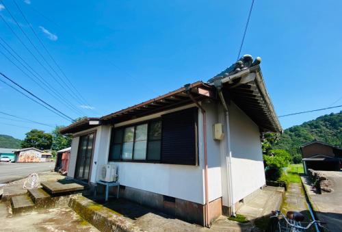 一棟貸自炊可-Rice terrace-熊野古道 大辺路沿いのお宿-Wi-Fi-駐車場1台無料, Nachikatsuura