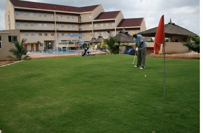 Orchid Hotels & Event Center Asaba, Oshimili South