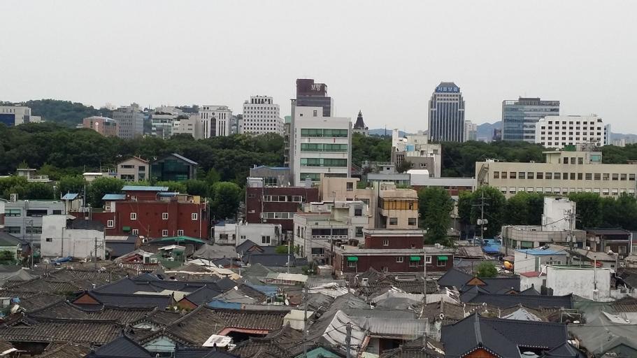 Top Hotel & Residence Insadong, Jung