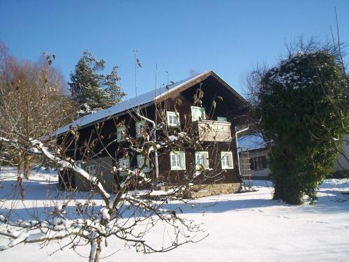Tranquil holiday home in Rattersberg Bavaria with private terrace, Regen