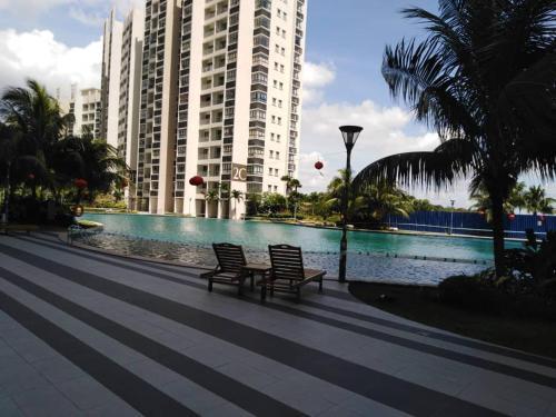 (SEA VIEW)!! Country Garden, Johor Bahru