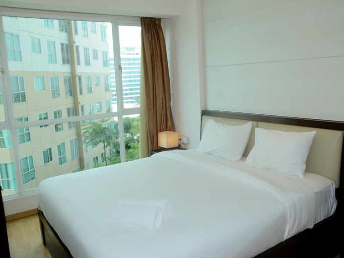 Nice 2BR Gandaria Heights Apartment By Travelio, Jakarta Selatan